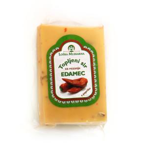 topljeni sir za rezanje s papriko